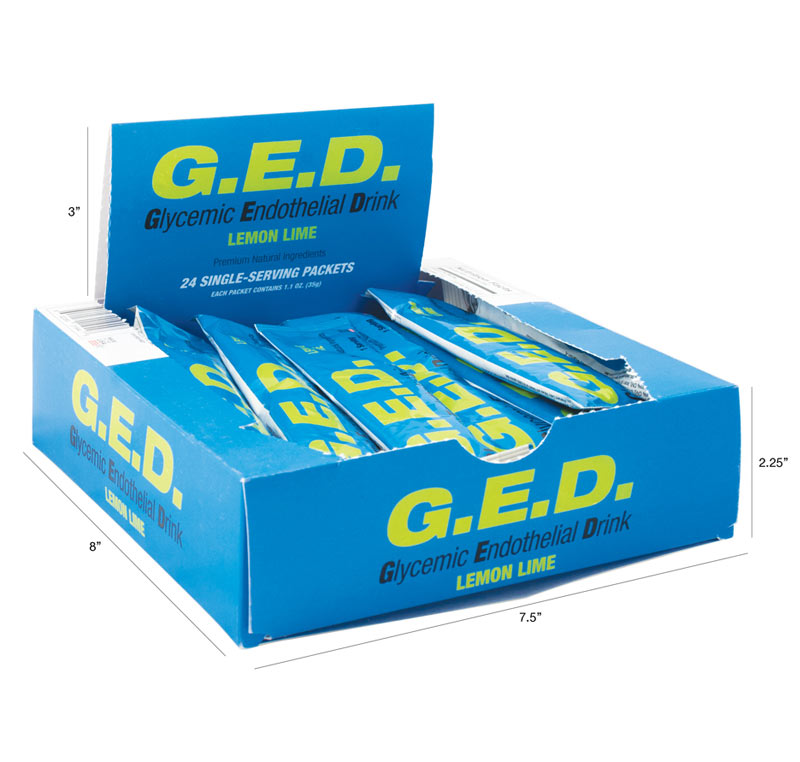 GED Box with Packets